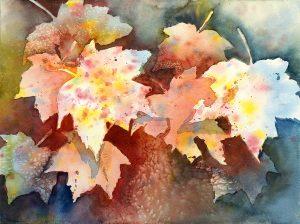 """Watercolor @2006, 15""""x11.25"""""""