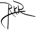 RKR Graphics | Rosemarie Robuck, Artist Logo